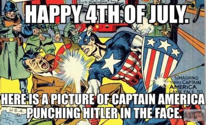 4th of July Meme for Pinterest