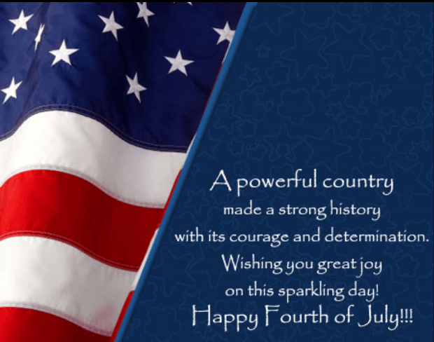 Happy Fourth of July Messages